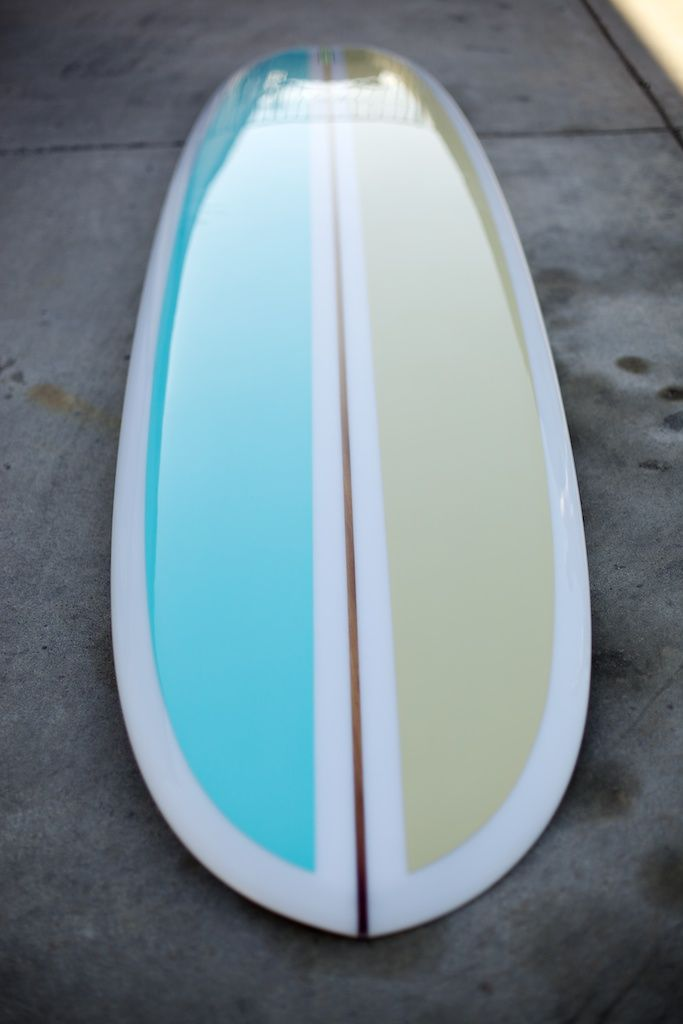 Classic nose rider by josh oldenburg surfboards for Aqua design oldenburg