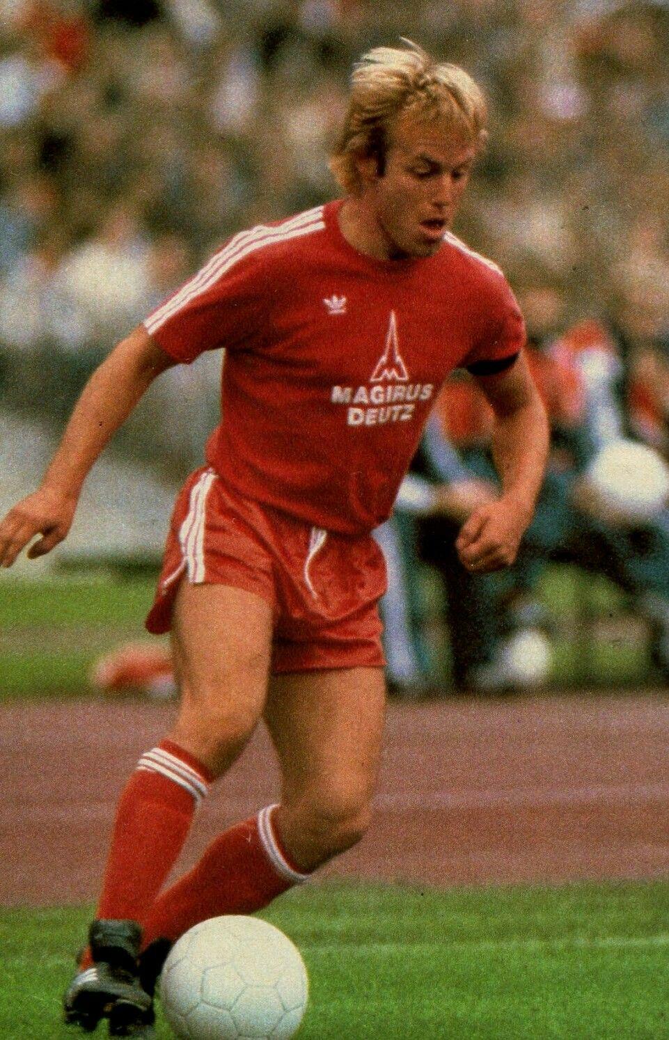 Jurgen Rober Of Bayern Munich In 1980 Fussball