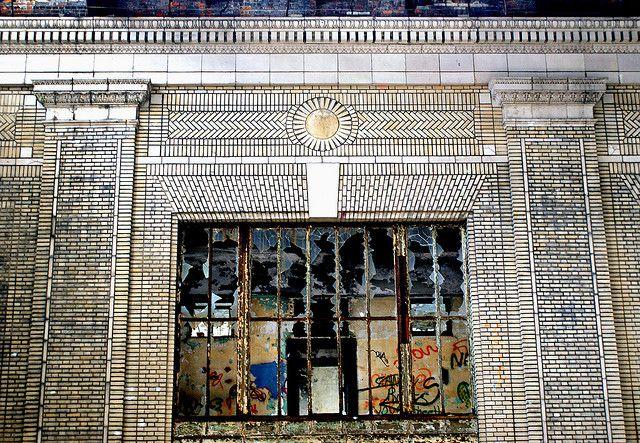 michigan central station detroit | Michigan Central Station W Vernor Detroit 5/08 | Flickr - Photo ...