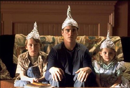 Tin Foil Hat Competition at this Friday's KEVIN GEEKS OUT | Scary ...