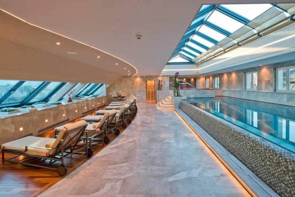 Four seasons hotel des bergues geneva opens new for Design hotel geneva