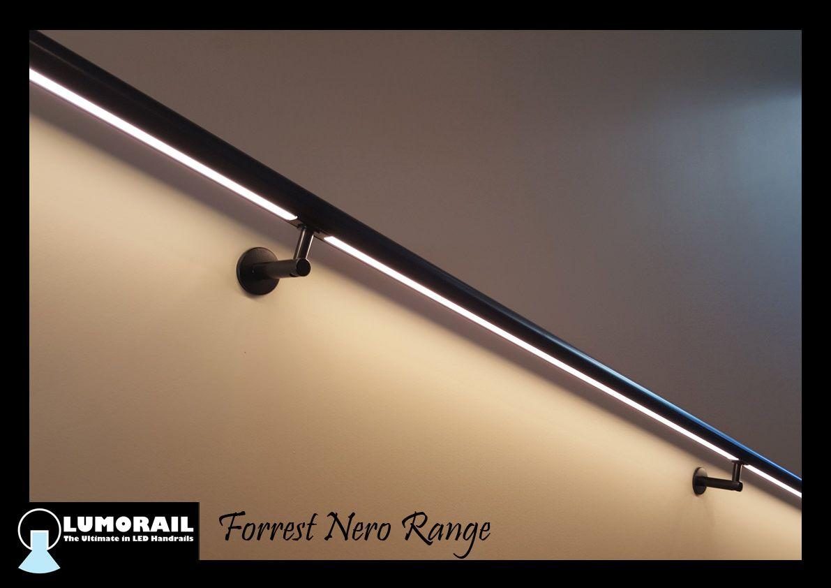 Best Forrest Range Led Handrail Handrail Lighting Handrail 400 x 300