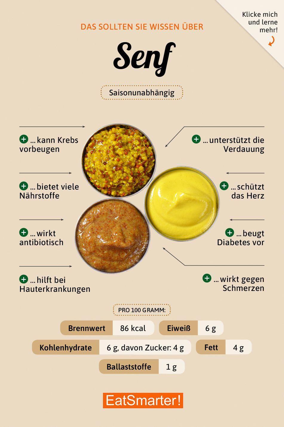 Senf #foodtips