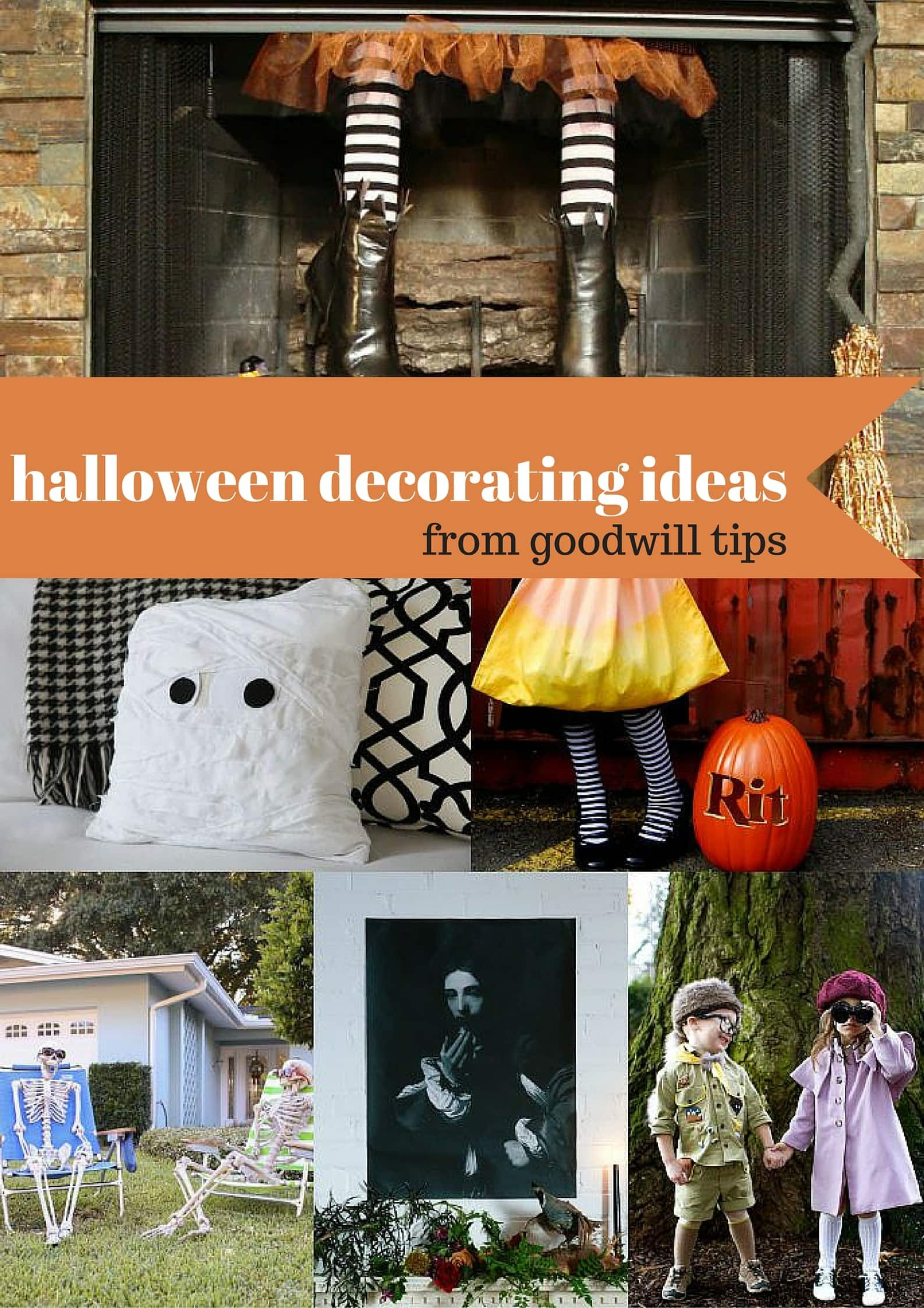 6 Festive Halloween Decorating Ideas From Momadvicecom