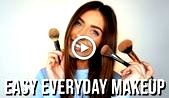 Makeup for beginners daily makeup tutorial  Step by step  Danielle Mansutt    Makeup for Beginners Everyday Makeup Tutorial  Step by step  Danielle Mansutt  Ma