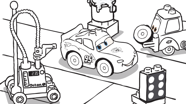 Lego Duplo Free Printables Coloring Pages Activity Sheets More