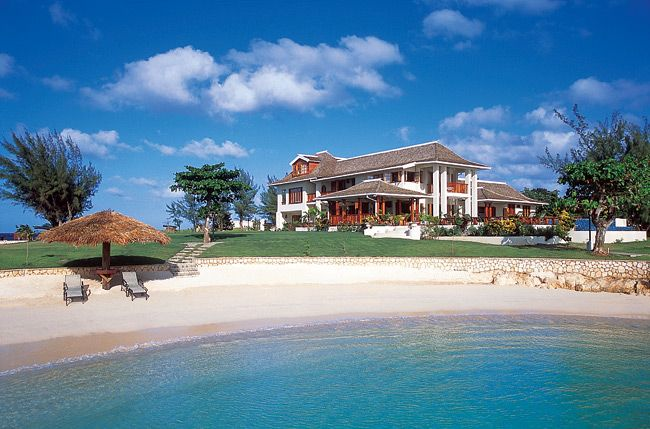 Fortlands Point in Discovery Bay Jamaica. Heaven on Earth.