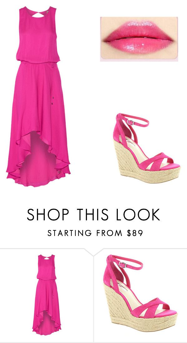 """Sem título #112"" by mariajuliaebeatriz on Polyvore featuring Haute Hippie e BCBGeneration"