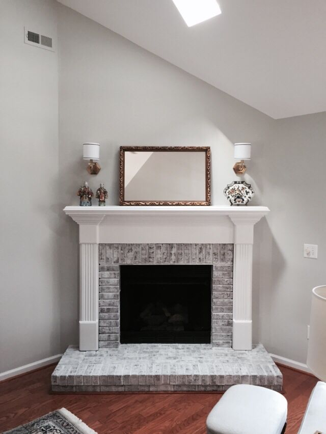 Diy Fireplace Surround Farmhouse