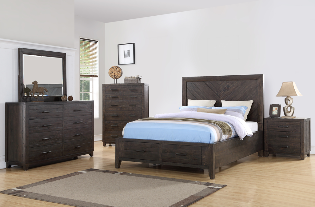 5 Pc Queen Bedroom Set 5 Pc Queen Bedroom