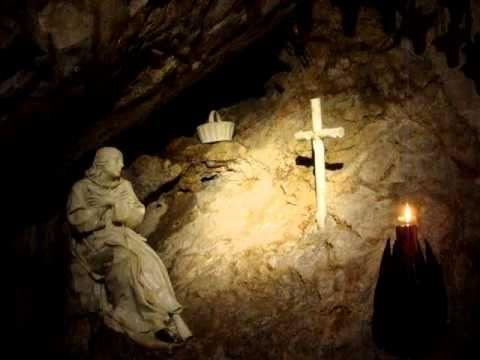 St. Benedict's cave at Subiaco