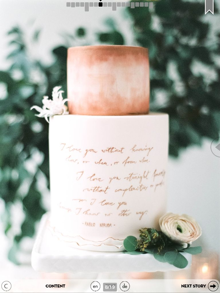 Pin by Peony Tang on Wedding Cakes | Pinterest | Wedding cake ...