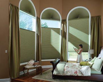 Hunter Douglas Formal Window Treatments and Draperies #Hunter_Douglas #Formal #Window_Treatments #Draperies #Interior_Design
