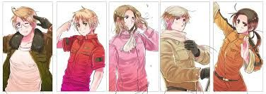 Image result for pics of france from hetalia