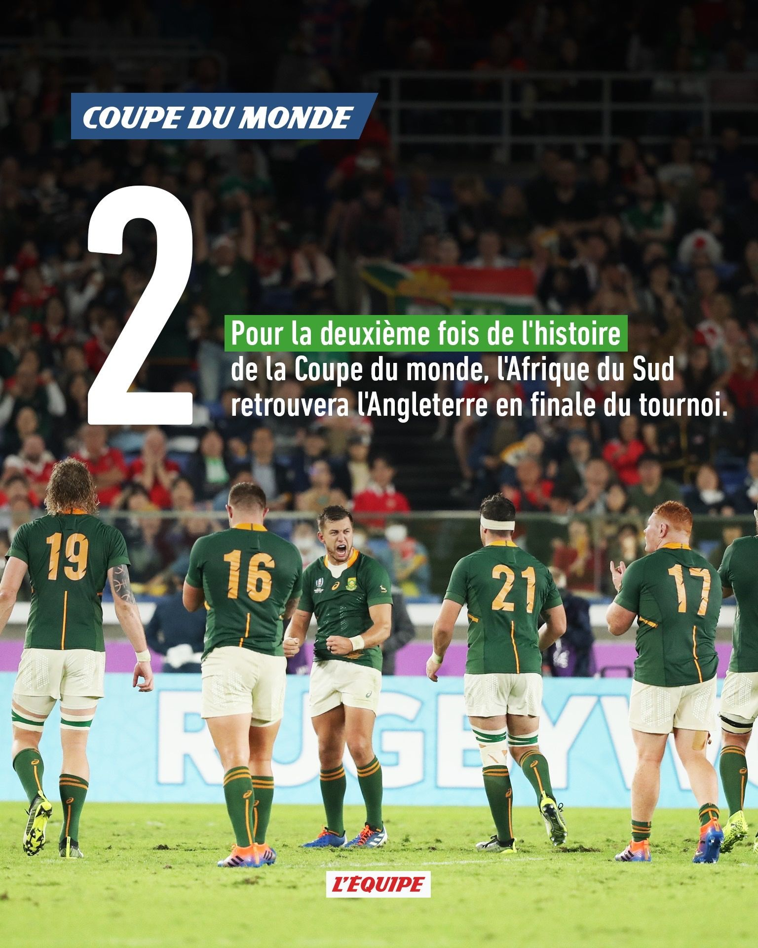 Rugby Rwc2019 Rugbyworldcup Southafrica Wales Semifinal Coupe Du Monde Afrique Du Sud Afrique