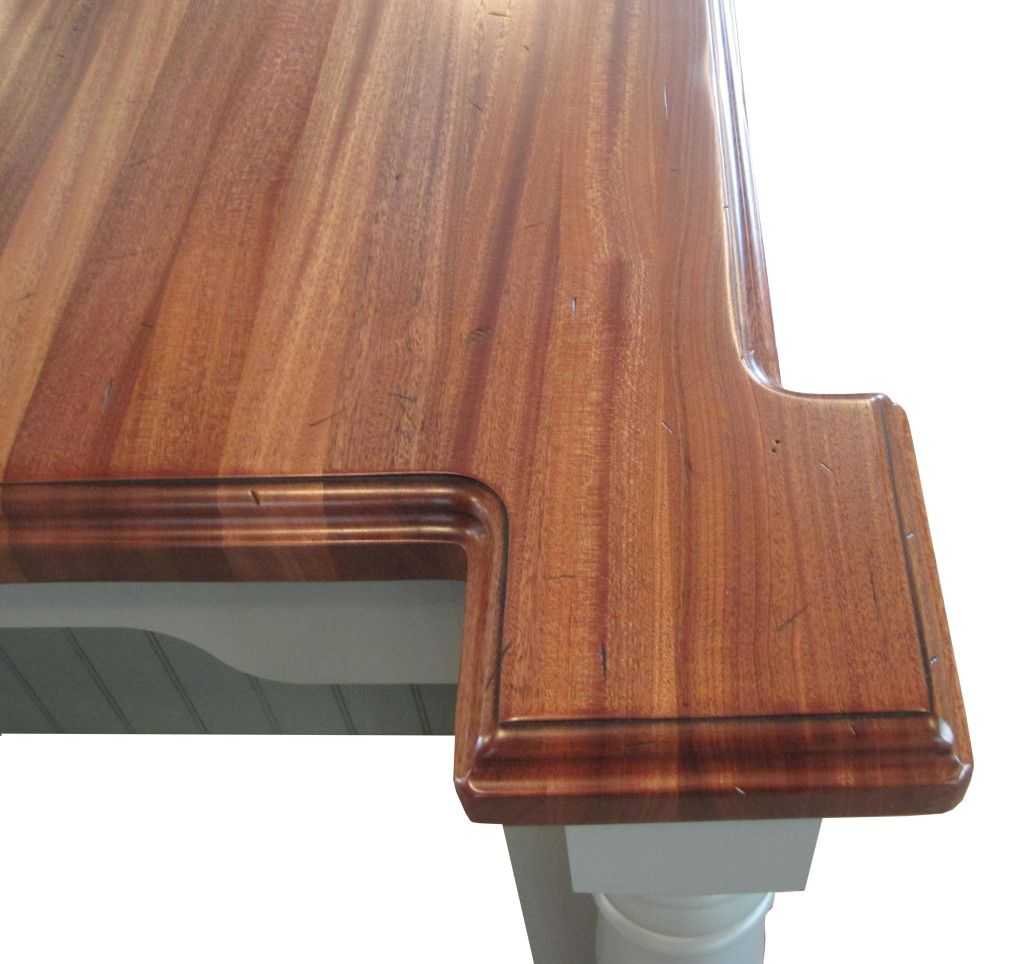 Sapele Mahogany Wood Countertops are extremely popular for
