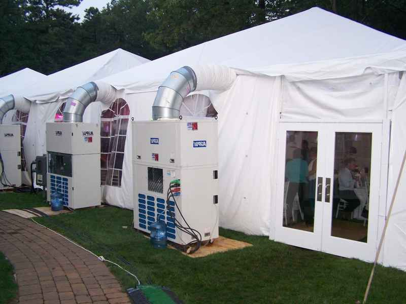 Air Conditioned Tent Rental Prices & Air Conditioned Tent Rental Prices | Tent Reviews | Party tent ...