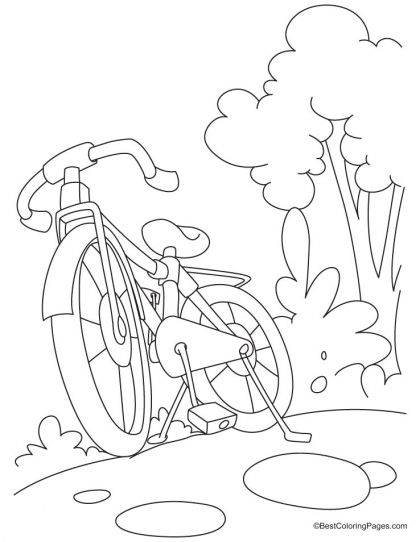 mountain bike is for sale coloring page download free mountain bike is for sale coloring