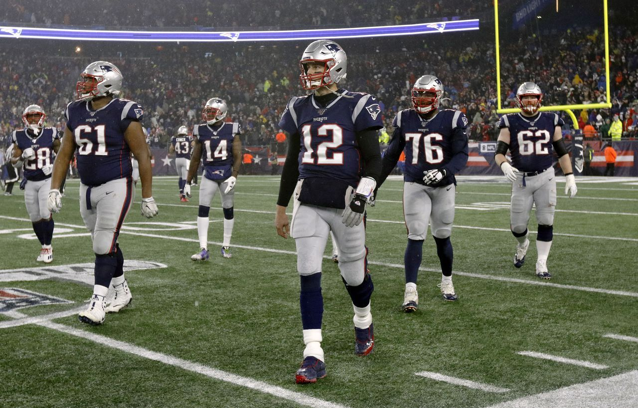 Tom Brady S New England Patriots Offense Never Found Wart Remover It Sought Chris Mason National Football In 2020 National Football League Nfl News Football League
