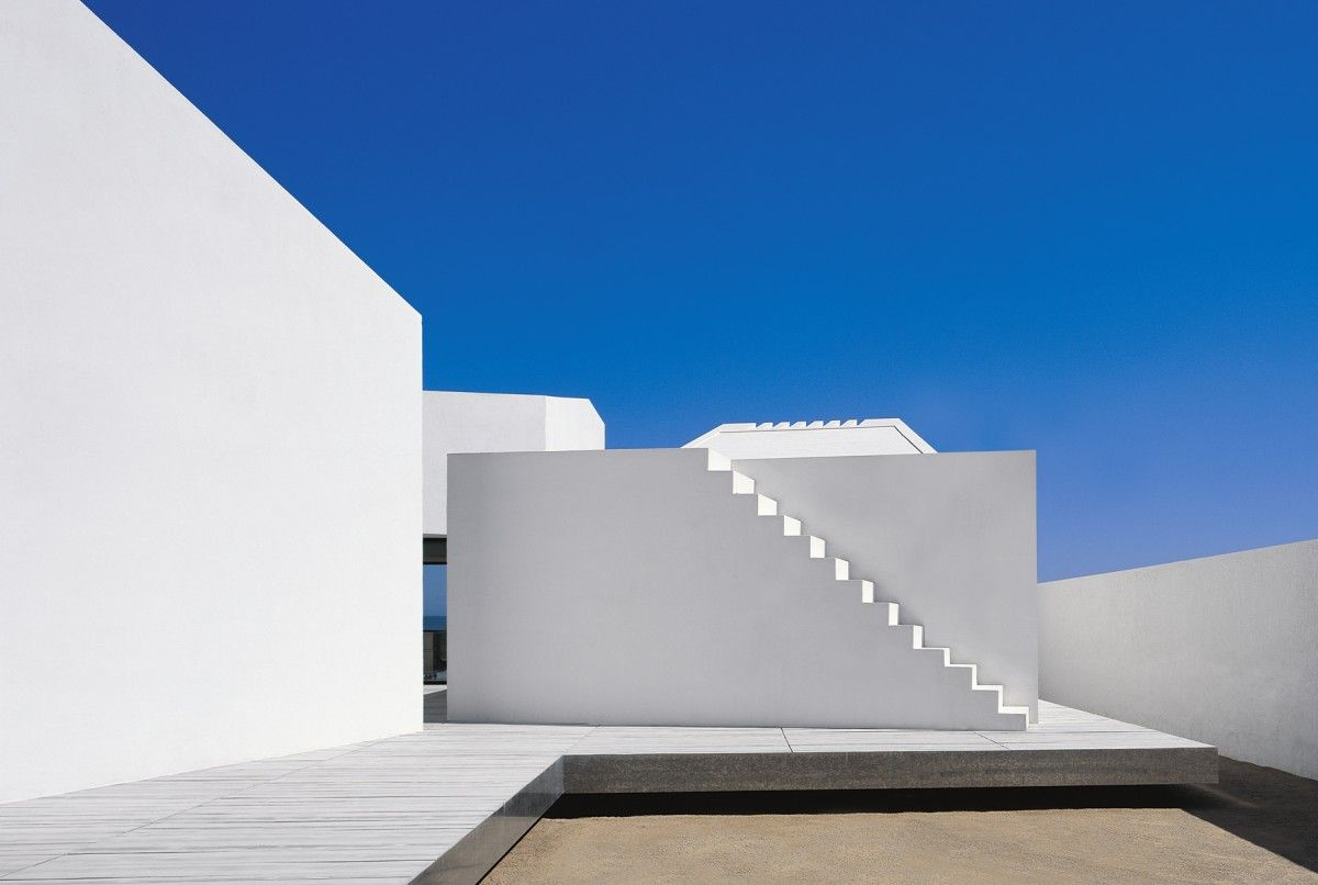Oab Office Of Architecture In Barcelona Architecture Minimalist Architecture Architecture Design