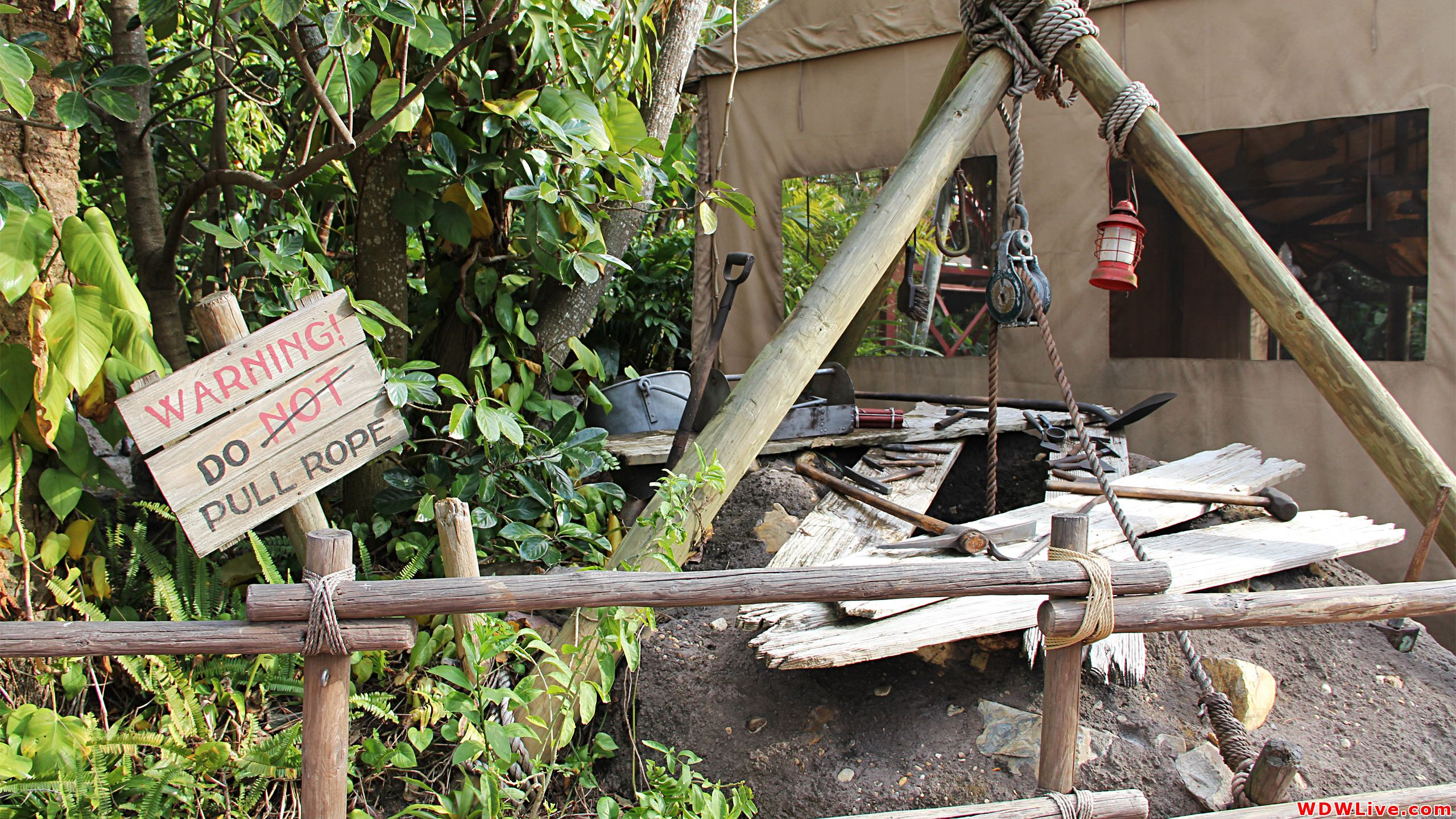 Image result for do not pull sign indiana jones stunt spectacular