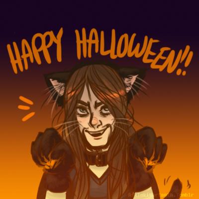 Halloween Toki by ll-vitiatus-ll on DeviantArt