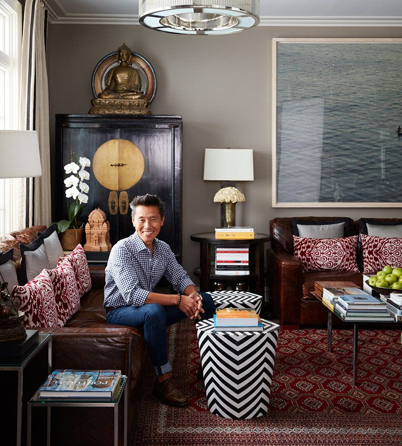 Designer Vern Yip S Georgia Home: Frontgate Welcomes HGTV Star Vern Yip In 2018