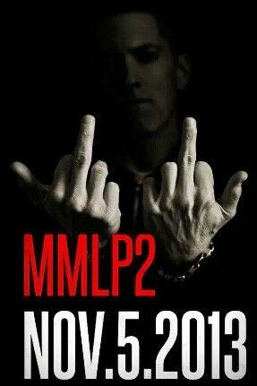 Eminems nya album i november