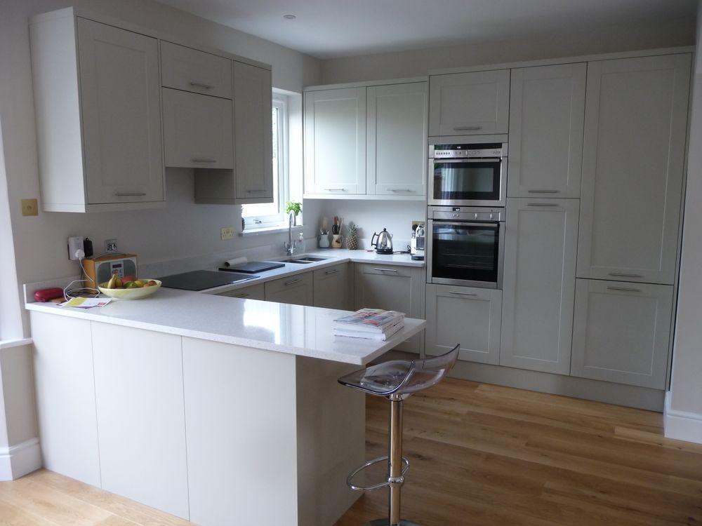 Best Leighton Grey Kitchens Google Search Kitchen Diner 400 x 300