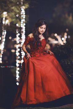 Delhi Ncr Weddings In 2019 Wedding Reception Gowns Bride