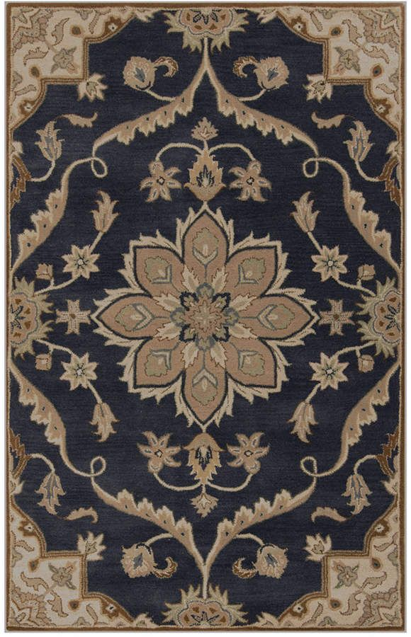 Surya Caesar Cae 1113 Navy 12 X 15 Area Rug With Images