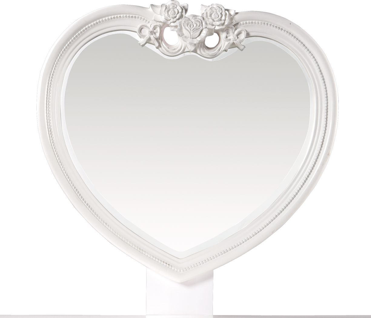 Disney Princess White Heart Mirror Heart Mirror Mirror White Heart