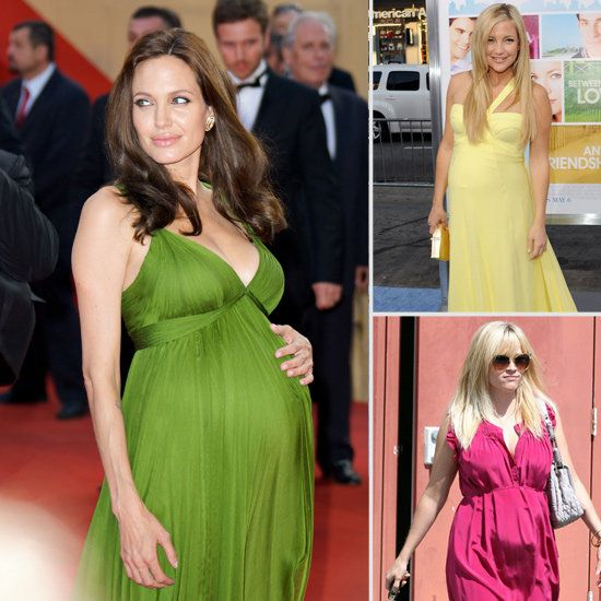 60 of our favorite celebrity maternity looks for a little ...