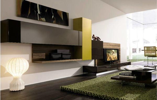 Entzuckend 21 Hinreißende Moderne, Minimalistische Wohnzimmergestaltung   Moderne  Simple Wohnzimmergestaltung Ideen Schränke