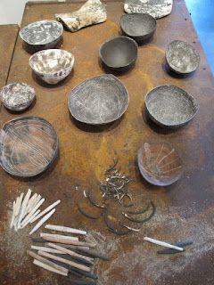 clementina ceramics: TRAVERSING