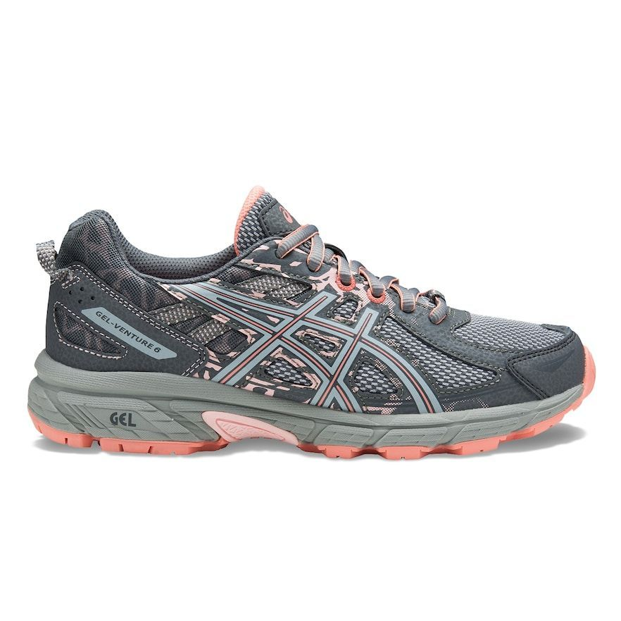 ASICS GEL-Venture 6 Women's Trail Running Shoes, Size: 10.5, Grey Other