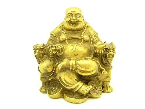 Laughing Buddha Feng Shui Symbol For Good Luck And Prosperity