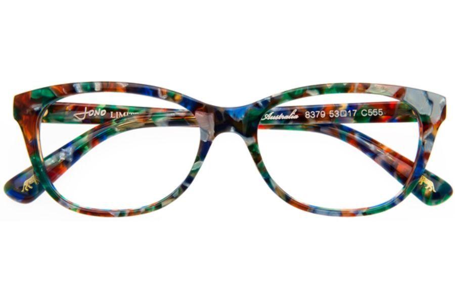838af7910b Jono Hennessy 8379 Eyeglasses in C555  stylisheyeglasses
