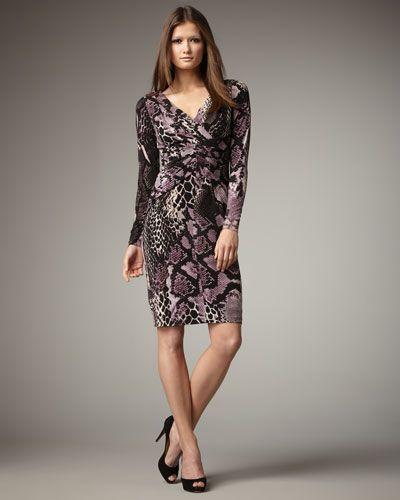 Neiman Marcus Fashion S Premier Designers Plus Beauty S Best Brands Animal Print Dresses Top Design Fashion Dresses