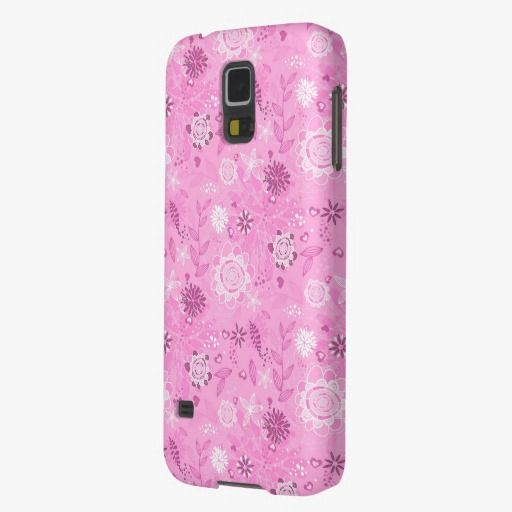Love it! This Cute pink exquisite handpainted pattern background case for galaxy s5 is completely customizable and ready to be personalized or purchased as is. It's a perfect gift for you or your friends.