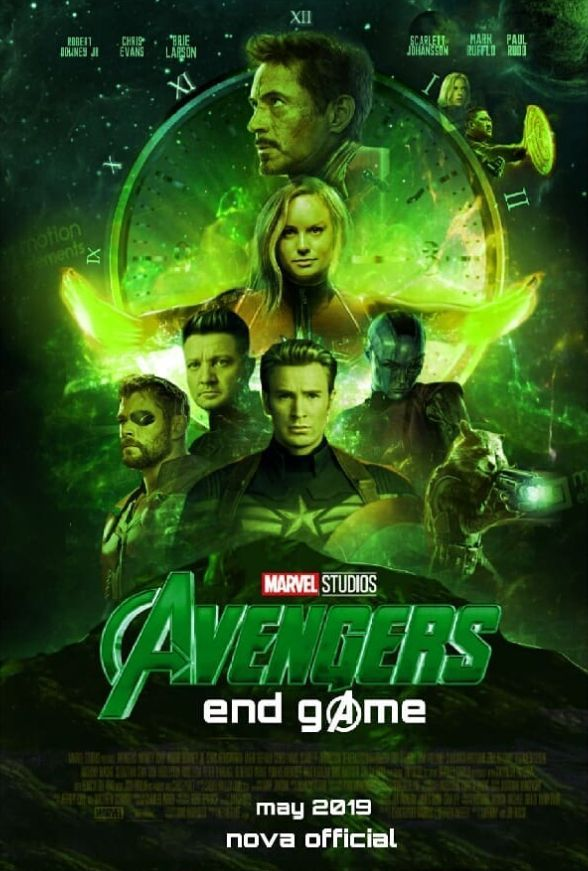 Pin En Estreno Avengers 4 End Game Pelicula 2019 Completa Espanol Latino Hd