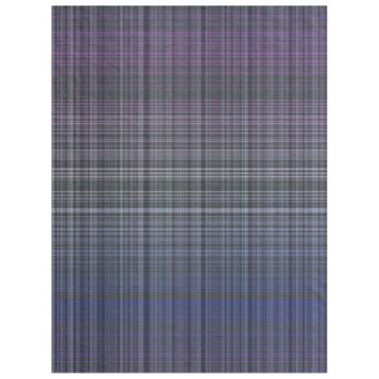 #cross line curve design abstract shapes colorful fleece blanket - #giftsforhim #gift #him