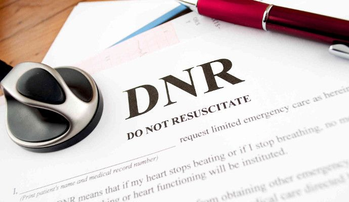 What Is A Dnr And Why Would Seniors Need One  Medical