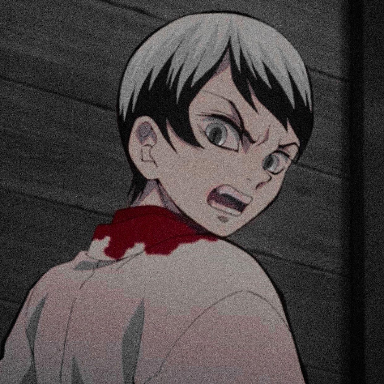 𝑦𝑢𝑠ℎ𝑖𝑟𝑜 𝙞𝙘𝙤𝙣 Slayer Anime Anime Icons Anime Characters