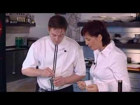 Voorgerecht - Henk van Oudenhove van Restaurant Sans Cravate * ( Brugge )
