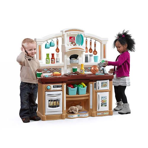 Toys R Us Kitchens Milos Kitchen Just Like Home Fun With Friends Neutral