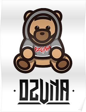 Ozuna Teddy Bear Poster Products Pinterest Poster Iphone