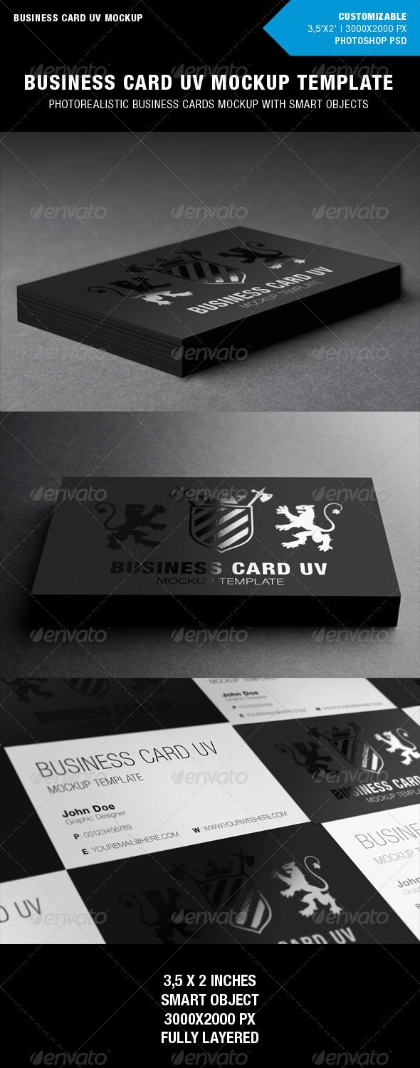 Awesome business card mockup for spot uv designs graphic design awesome business card mockup for spot uv designs reheart Images