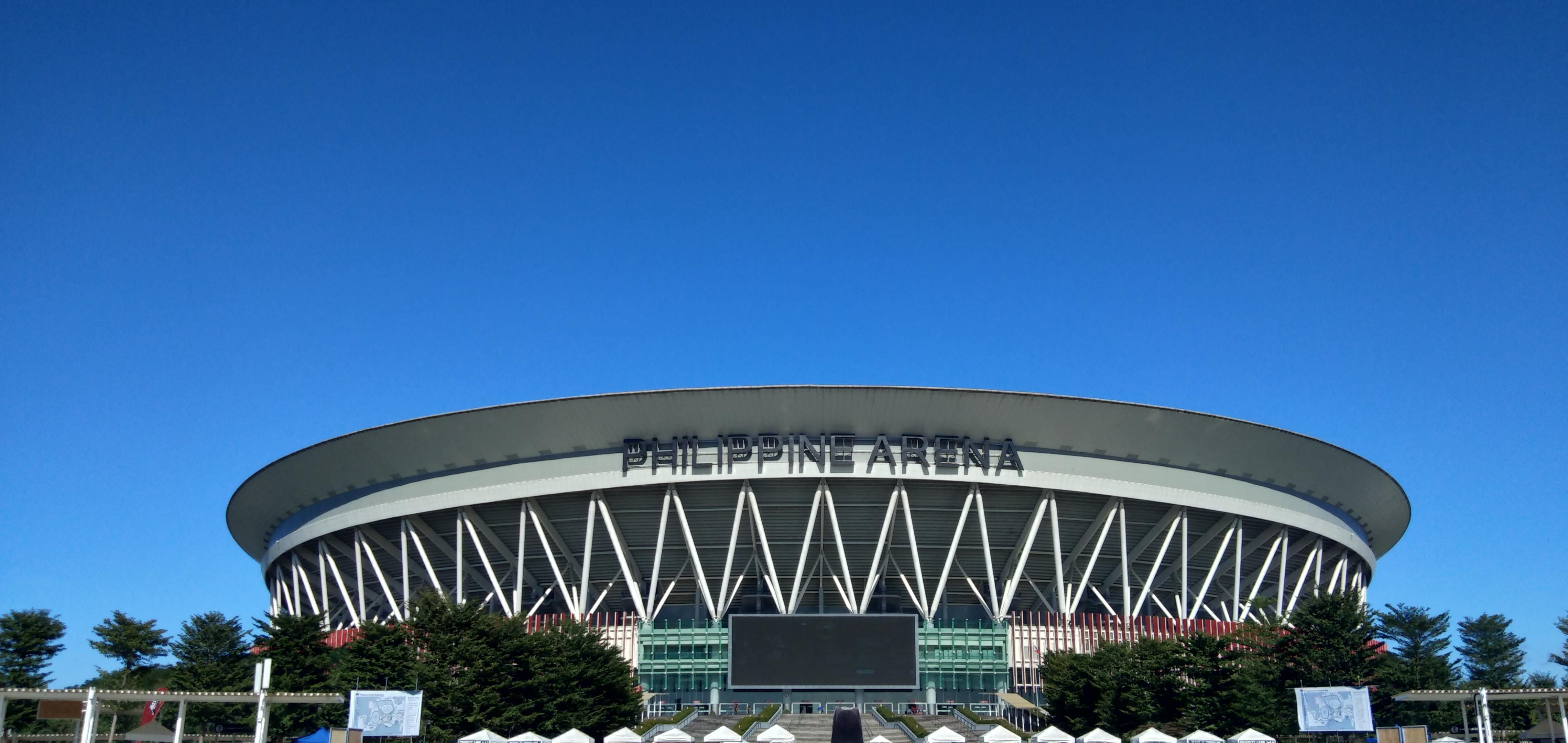 Building World S Largest Indoor Arena With A Maximum Seating Capacity Of 55000 Architecture Building Indoor Arena