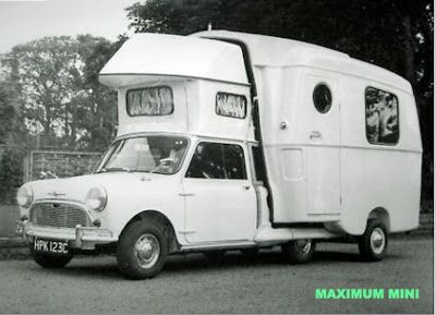 Maximum Mini The Crazy Caraboot Euxton Caraboot Mini Camper